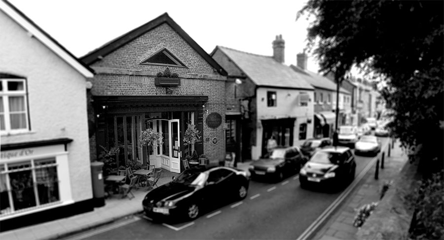 Knutsford historical photo, Knutsford Wine Bar, property conversion